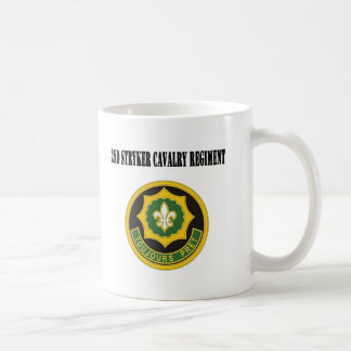 2nd Stryker Cavalry Regiment Coffee Mug