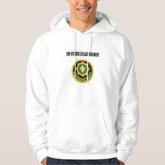 2nd Stryker Cavalry Regiment Hoodie