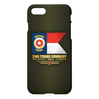 2nd Texas Cavalry iPhone 8/7 Case