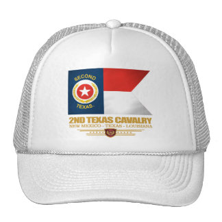2nd Texas Cavalry Trucker Hat