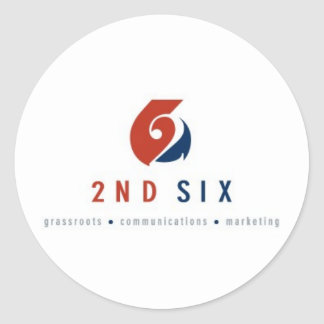 2ndSix Sticker