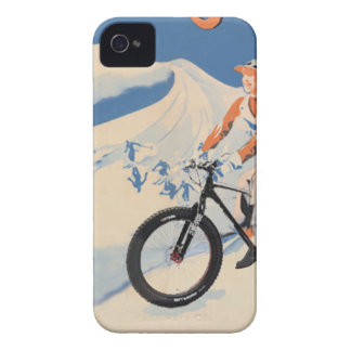2SNOWBALL SPECIAL FB RACE Case-Mate iPhone 4 CASE