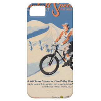 2SNOWBALL SPECIAL FB RACE iPhone 5 CASE