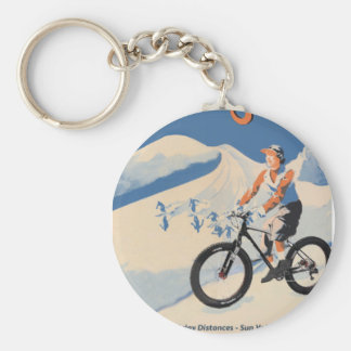 2SNOWBALL SPECIAL FB RACE KEYCHAIN