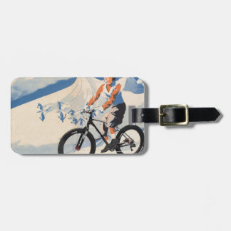 2SNOWBALL SPECIAL FB RACE LUGGAGE TAG