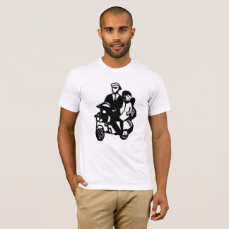 2Tone Scooter T-Shirt