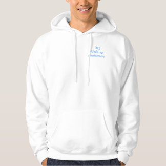 #2Wedding Anniversary-Customize Hoodie