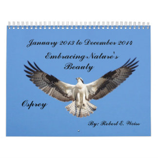 2yr.Calender deplicting birds starting Jan.2013 Calendar