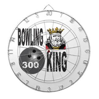 300 bowling king dartboard