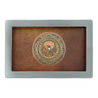 [300] Egyptian Sun God Ra Belt Buckle