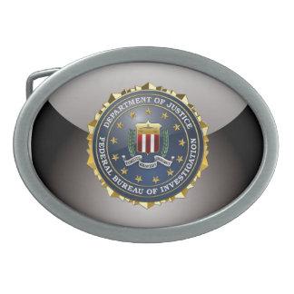 [300] FBI Special Edition Belt Buckles