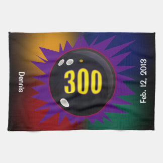 300 Game Custom Towel