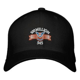 300 Million Versus 545 Black hat