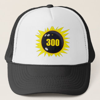 300 Perfect Game Trucker Hat