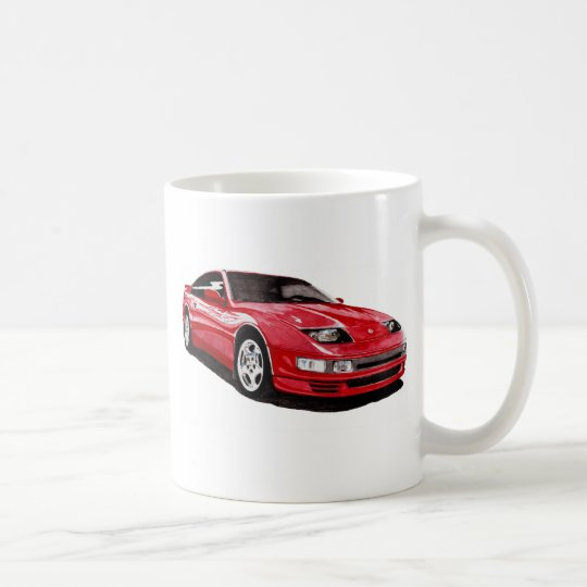 300zx Twin Turbo Painting Coffee Mug