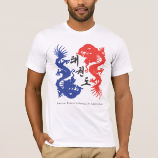 302 Sparring Dragons T-shirt