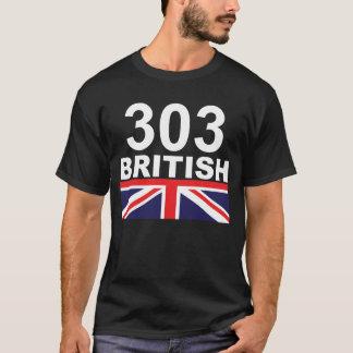 303 British T-Shirt