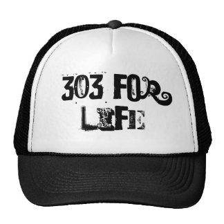 303 For Life Trucker Hat