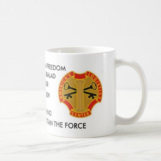 304TH COFFEE MUG