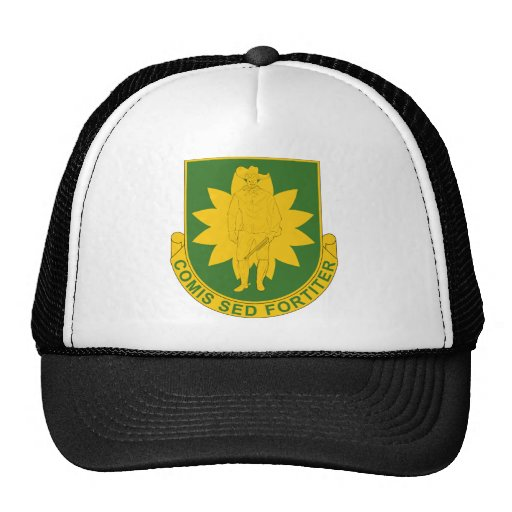 304th Military Police Battalion Mesh Hats