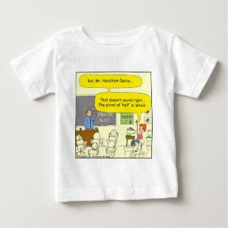 306 half is whole cartoon baby T-Shirt