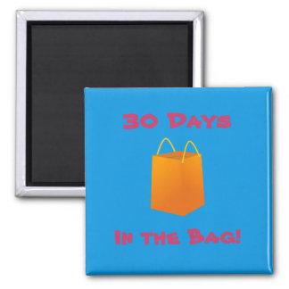 30 Day Reward - 30 Days in the Bag Magnet