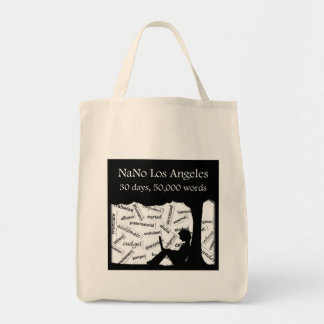 30 Days 50,000 Words Tote Bag