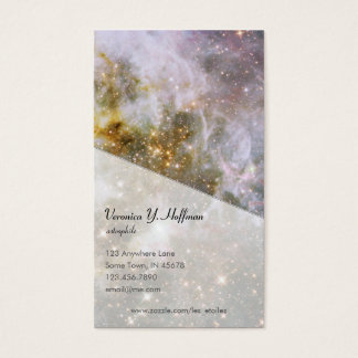 30 Doradus Nebula in Infrared Light Business Card