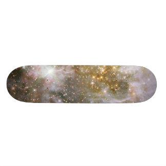 30 Doradus Nebula in Infrared Light Custom Skateboard