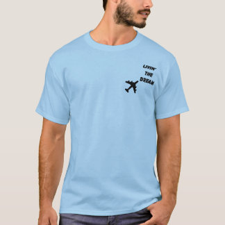 30 in 7 Airline Pilot T-Shirt