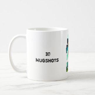 30 mugshots OF Pisa Coffee Mug