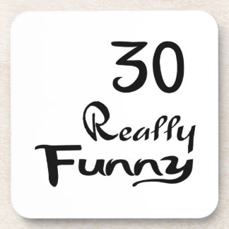 30 Really Funny Birthday Designs Coaster