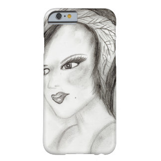 30s Girl Barely There iPhone 6 Case