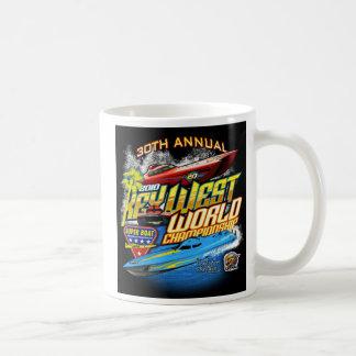 30th Annual Key West World Championship Basic White Mug