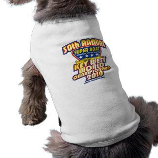 30th Annual Key West World Championship Doggie T Shirt