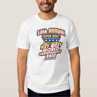 30th Annual Key West World Championship T Shirts