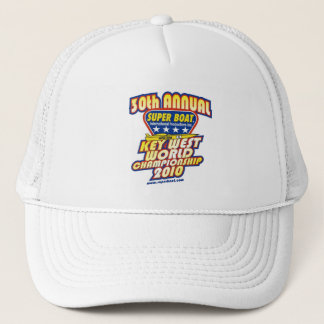 30th Annual Key West World Championship Trucker Hat