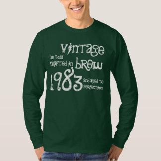 30th Birthday Gift 1983 Vintage Brew T-Shirt