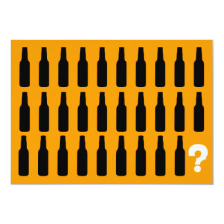 30th Birthday Invitations - Beer Cheers!