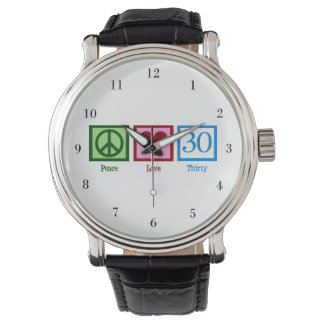30th Birthday Watch