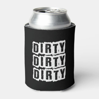 30th Dirty 30 Thirtieth Party Can Cooler
