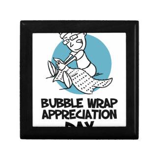 30th January - Bubble Wrap Appreciation Day Gift Box
