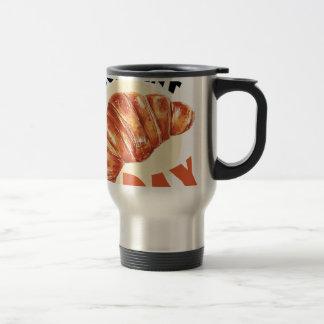 30th January - Croissant Day Travel Mug