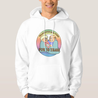 30th Wedding Anniversary Gifts Hoodie