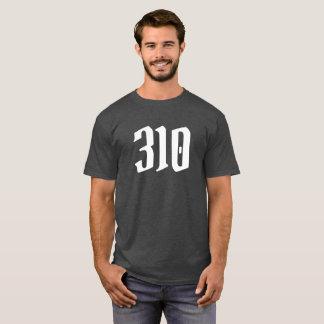 310 Area Code T-Shirt