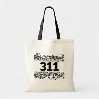 311 CANVAS BAG