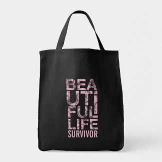 311 Beautiful Life Cancer Survivor Bags