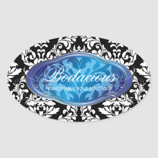 311 Bodacious Boutique Sapphire Stickers