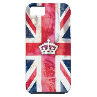311 British Flag Royal Grunge iPhone 5 Cases
