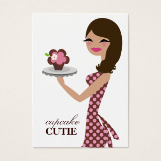 311 Candie the Cupcake Cutie V2 Business Card
